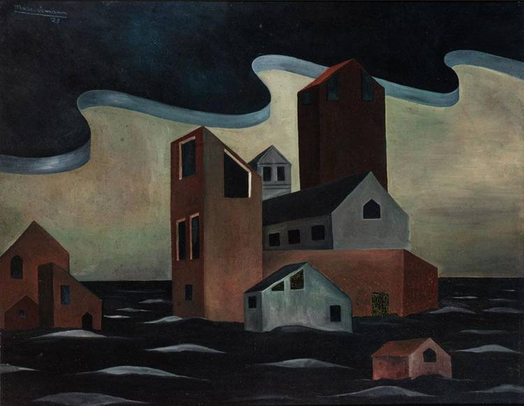 MARC EEMANS, 1907-1998