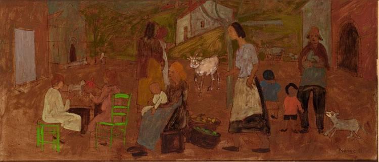 GRÉGOIRE MICHONZE, 1902-1982