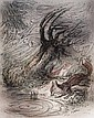 ALFRED KUBIN, 1877-1959, Alfred Kubin, Click for value
