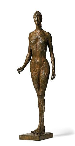 Otto Charles Bänninger 1897-1973 Bronze