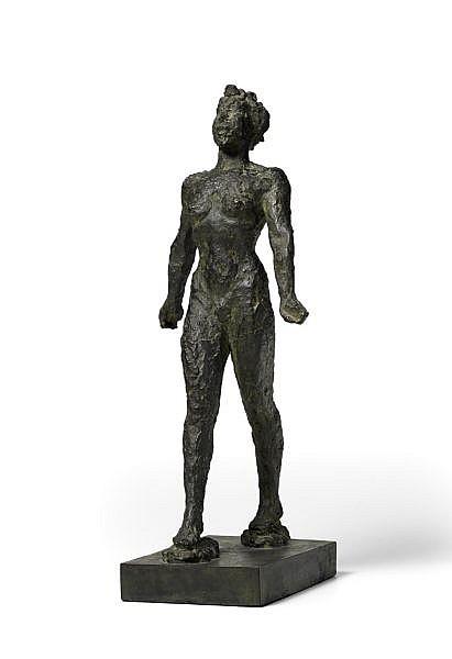 Hermann Haller 1880-1950 Bronze