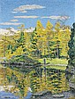 Gottardo Segantini 1882-1974 Öl auf Karton   , Gottardo Segantini, Click for value