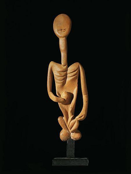 Serge Brignoni 1903-2002 Holz