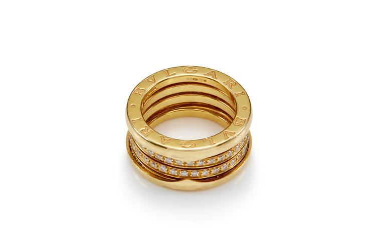 DIAMOND RING, 'B-ZERO', BULGARI