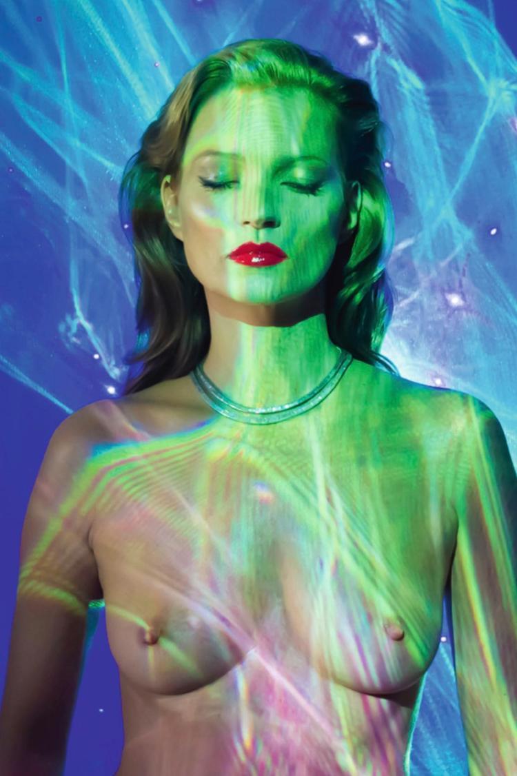 CHRIS LEVINE   She's Light(Laser 3), 2013