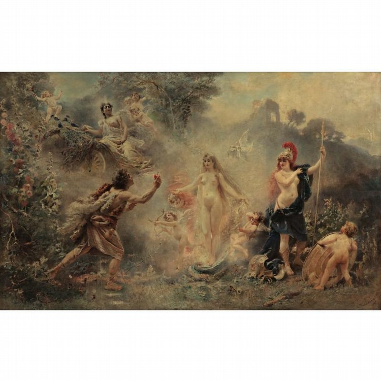 PROPERTY FROM THE COLLECTION OF PABST BREWING COMPANY KONSTANTIN EGOROVICH MAKOVSKY RUSSIAN,