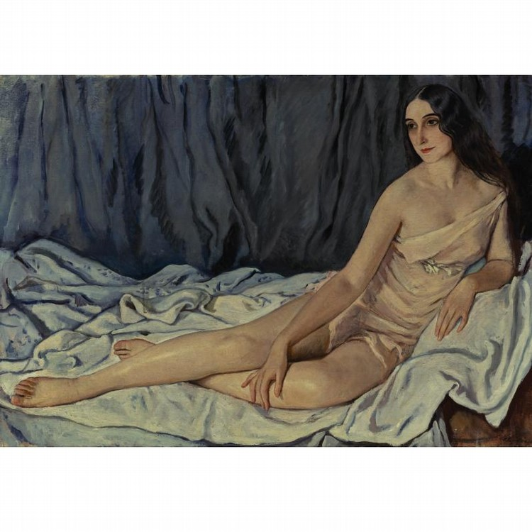 PROPERTY FROM THE COLLECTION OF THE FOKINE FAMILY ZINAIDA EVGENIEVNA SEREBRIAKOVA RUSSIAN,
