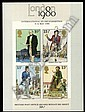 c - 1979 DEATH CENTENARY OF SIR ROWLAND HILL MINIATURE SHEET IMPERFORATE AND SHIFTED BISTRE-BROWN, S.G.MS1099A, EC F750IMA,, Rowland (1915) Hill, Click for value