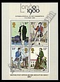 c - 1979 DEATH CENTENARY OF SIR ROWLAND HILL MINIATURE SHEET BROWN-OCHRE OMITTED, S.G.MS1099B, EC F750MCA,, Rowland (1915) Hill, Click for value