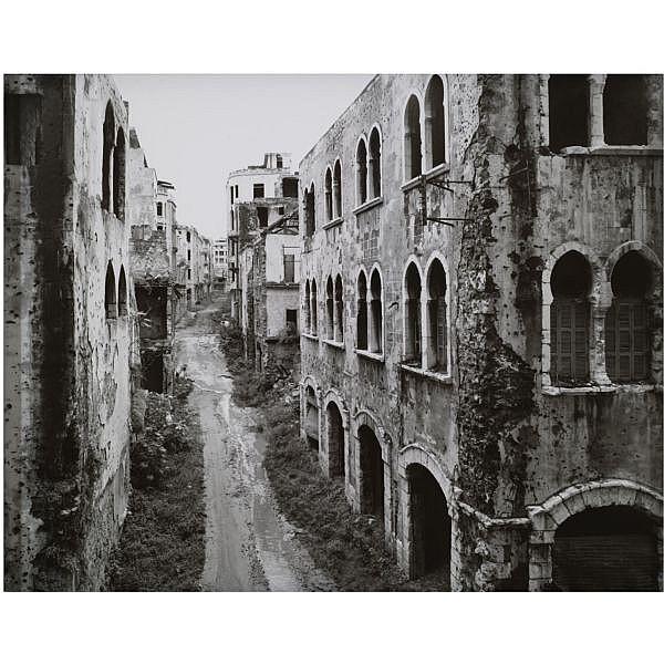 - Gabriele Basilico , n. 1944 Beirut stampa ai sali d'argento