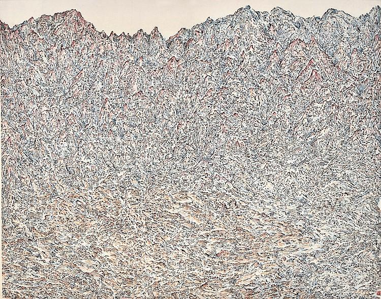 ZENG XIAOJUN | Ten Thousand Brushstrokes