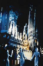 LAURIE SIMMONS   Tourism:Barcelona (2nd View)