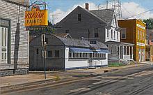 JOHN BAEDER | Diner – Belvidere, New Jersey