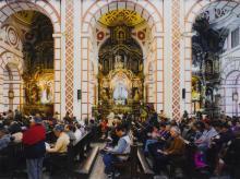 THOMAS STRUTH   Iglesia de San Francisco, Lima, Peru