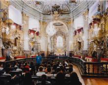 THOMAS STRUTH   Igreja Matriz de Nossa Senhora do Pilar, Ouro Preto