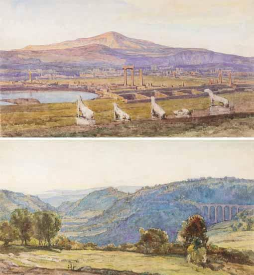 SIR HERBERT PELHAM HUGHES-STANTON, R.A. BRITISH, 1870-1937