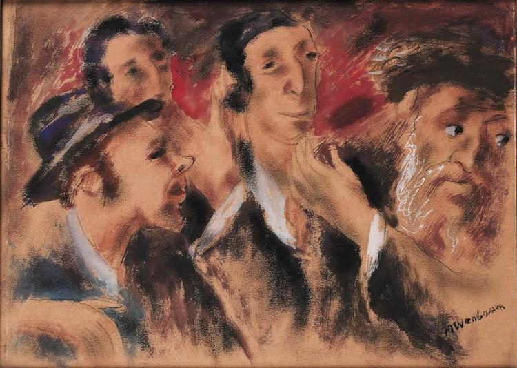 ALBERT WENBAUM, 1890-1943