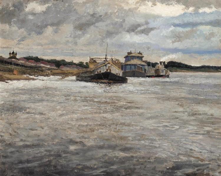 f - VLADIMIR FEDOROVICH STOZHAROV, 1926-1973