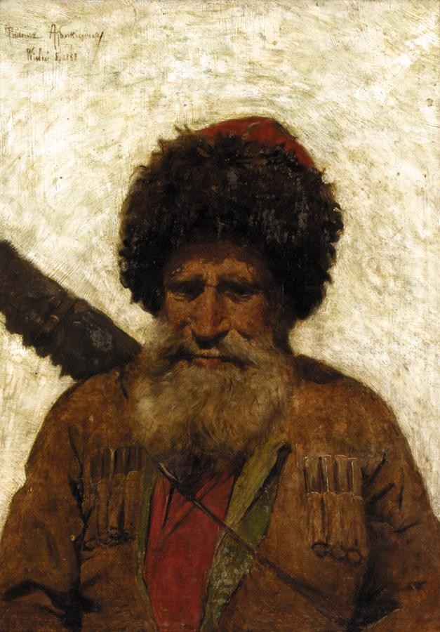 THADDÄUS VON AJDUKIEWICZ, 1852-1916