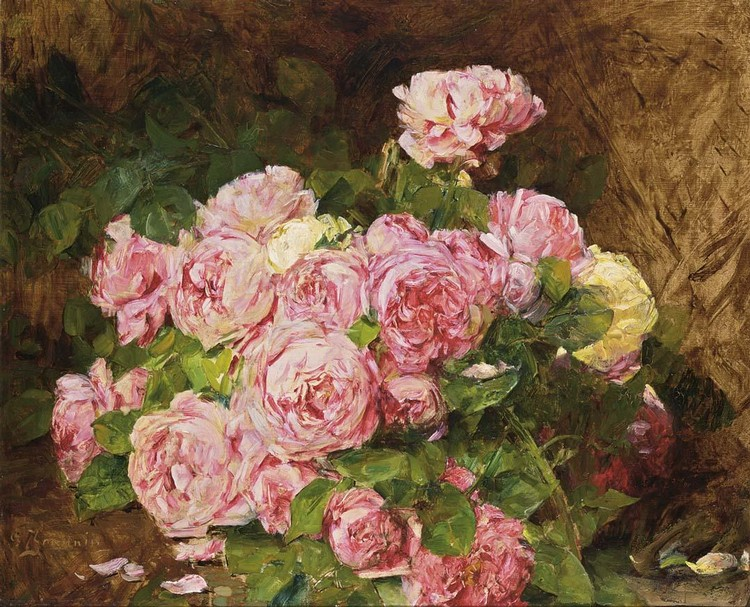 GEORGES JEANNIN FRENCH, 1841-1925
