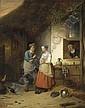 ADRIEN FERDINAND DE BRAEKELEER BELGIAN, 1818-1904, Adrien