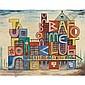 Alejandro Xul Solar (1887-1963) , Proyecto Ciudad   , Xul Solar, Click for value