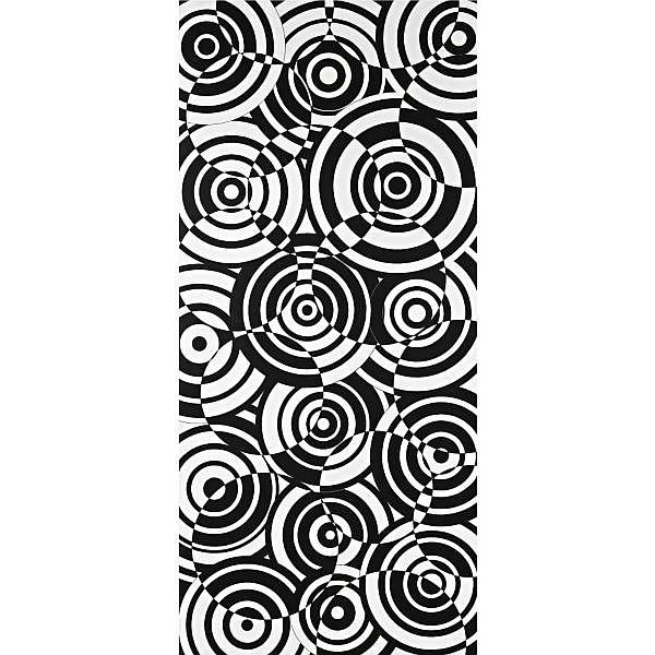 Antonio Asis (b. 1932) , Spirales Noir Nº3