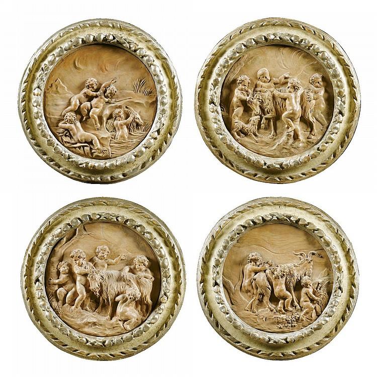 FOLLOWER OF FRANÇOIS DUQUESNOY (1597-1643), ITALIAN, ROME, LATE 17TH/ 18TH CENTURY
