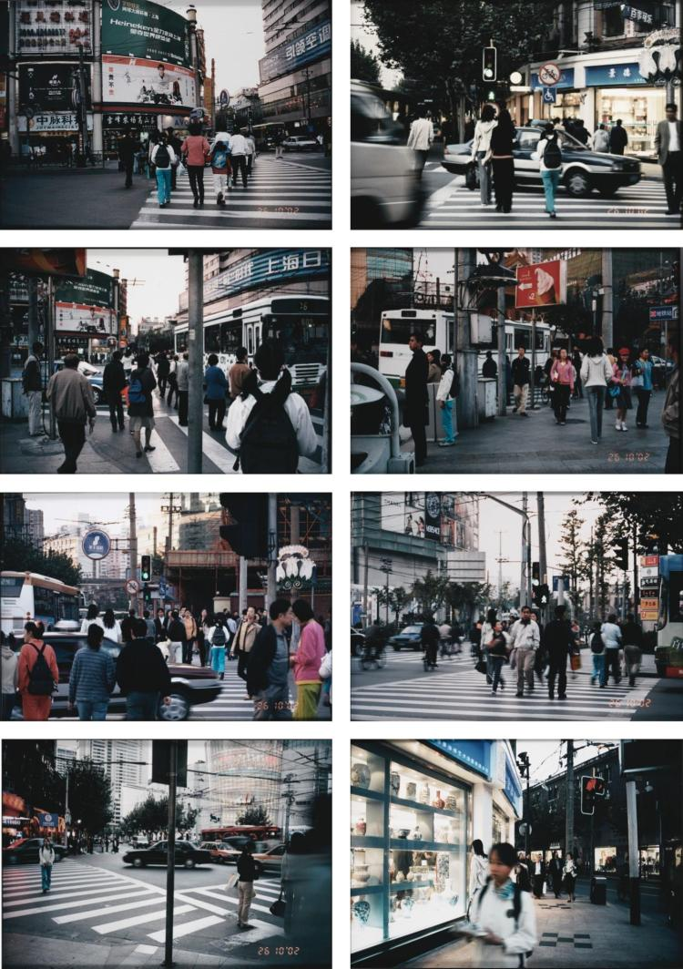 LIANG YUE | Lily's Afternoon (set of eight)