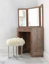 JEAN-MICHEL FRANK | Dressing Table and Mirror