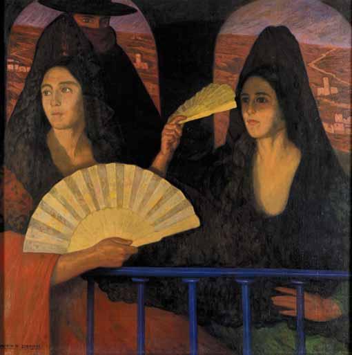 VALENTÍN DE ZUBIAURRE, MADRID 1879-1963