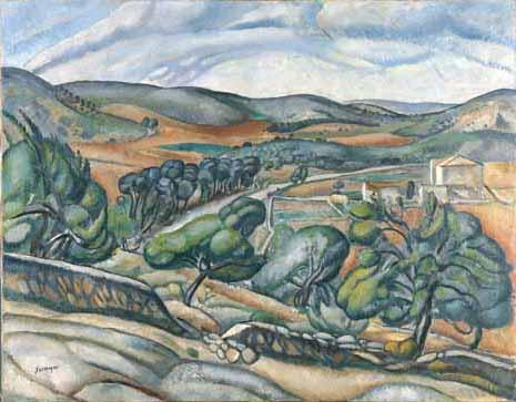 JOAQUÍN SUNYER, SITGES 1874-1956