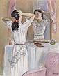 f - JOAQUÍN SUNYER, SITGES 1874-1956, Joaquim Sunyer, Click for value