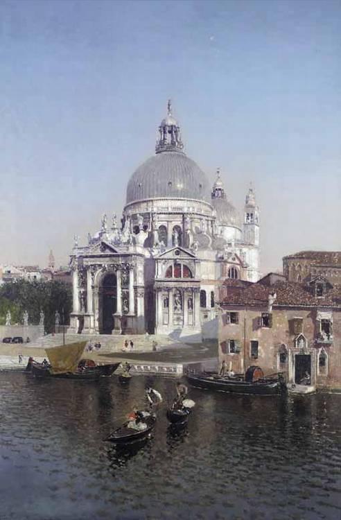 f - MARTÍN RICO, MADRID 1833-1908