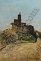 TELEMACO SIGNORINI ITALIAN, 1835-1901, Telemaco Signorini, Click for value