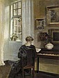 CARL HOLSØE DANISH, 1863-1935, Carl Holsoe, Click for value