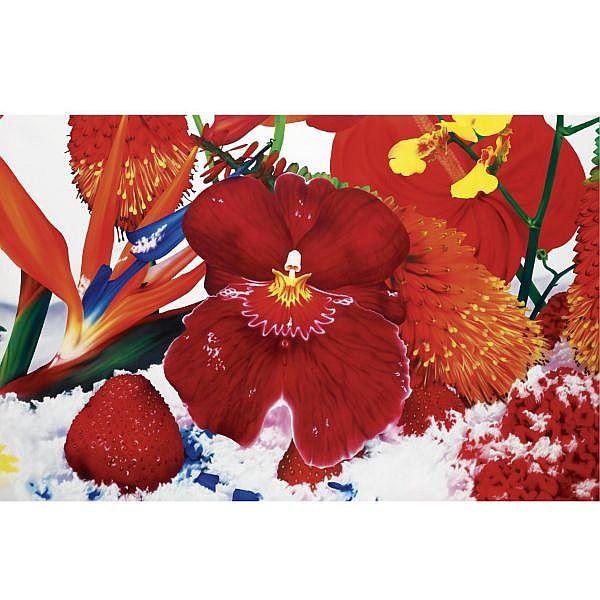 Marc Quinn , b. 1964 Tropopause oil on canvas