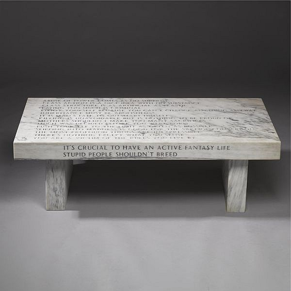 Jenny Holzer , b. 1950 