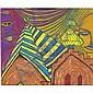 FRIEDENSREICH HUNDERTWASSER, Friedensreich Hundertwasser, Click for value