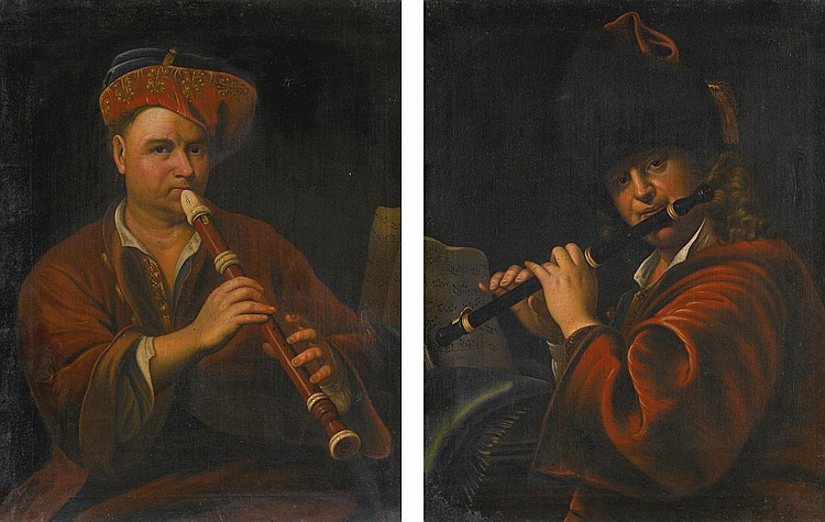 AFTER JAN KUPECKÝ | Recorder player;Flute player