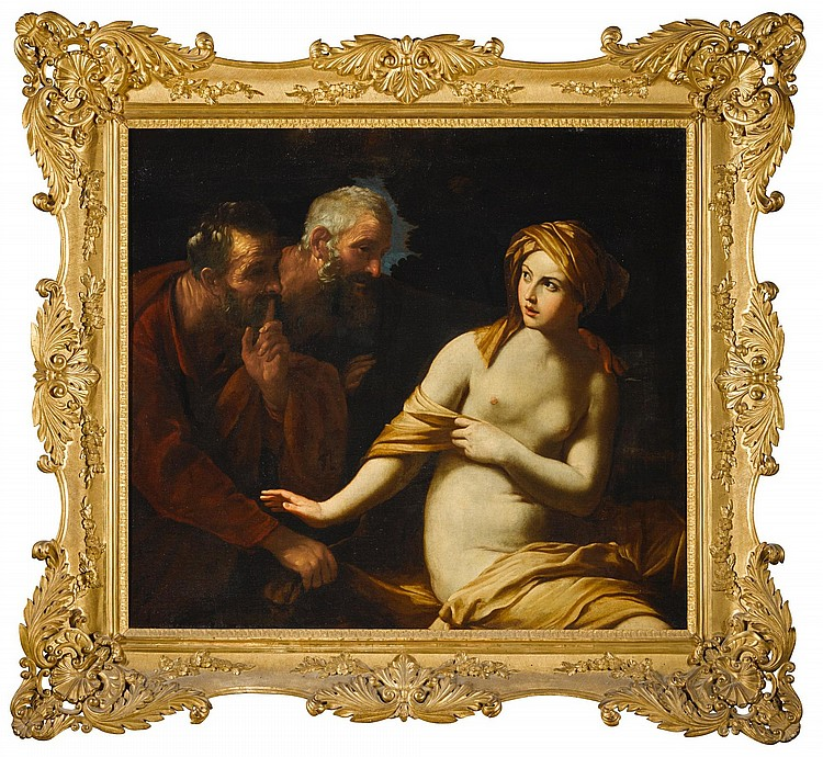 FOLLOWER OF GUIDO RENI | Susannah and the Elders