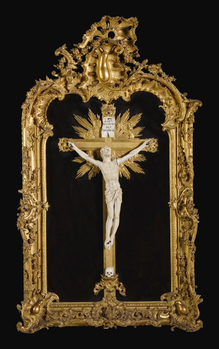 ATTRIBUTED TO SIMON TROGER (1683-1768)<BR />AUSTRIAN OR SOUTHERN GERMAN, FIRST HALF 18TH CENTURY | Corpus Christi