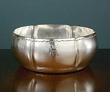 AN AMERICAN SILVER ARTS & CRAFTS BOWL, THE KALO SHOPS, CHICAGO AND NEW YORK, CIRCA 1916 |