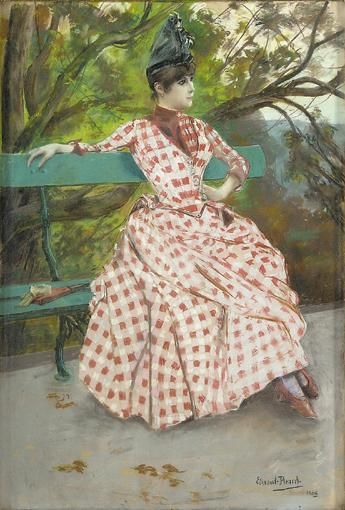 EDMOND PICARD (1861-1899)