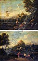 PROPERTY FROM A DECEASED'S ESTATE JAN FRANS VAN BLOEMEN, CALLED L'ORIZZONTE ANTWERP 1662 - 1749, Jan Frans van Bloemen, Click for value