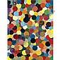 - Bernard Frize , b. 1949 Suite Segond acrylic on canvas   , Bernard Frize, Click for value