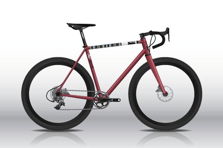 HUNTSMAN BESPOKEDSS3 GRAVEL TUNE BICYCLE | Donhou