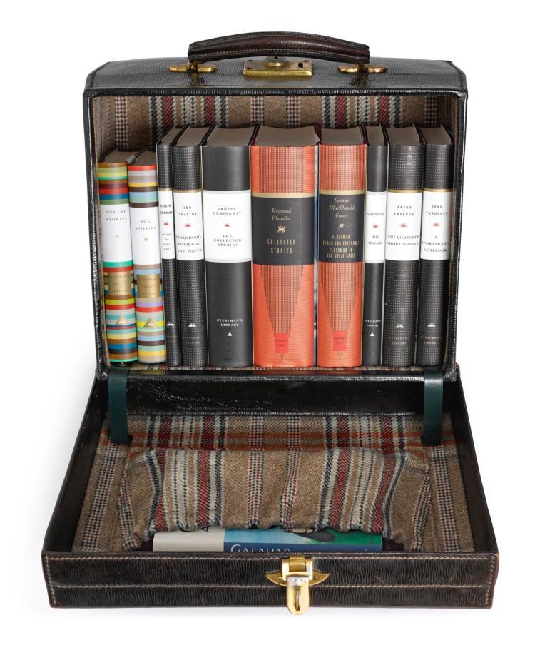 HUNTSMAN PORTABLE LIBRARY | Everyman's Library