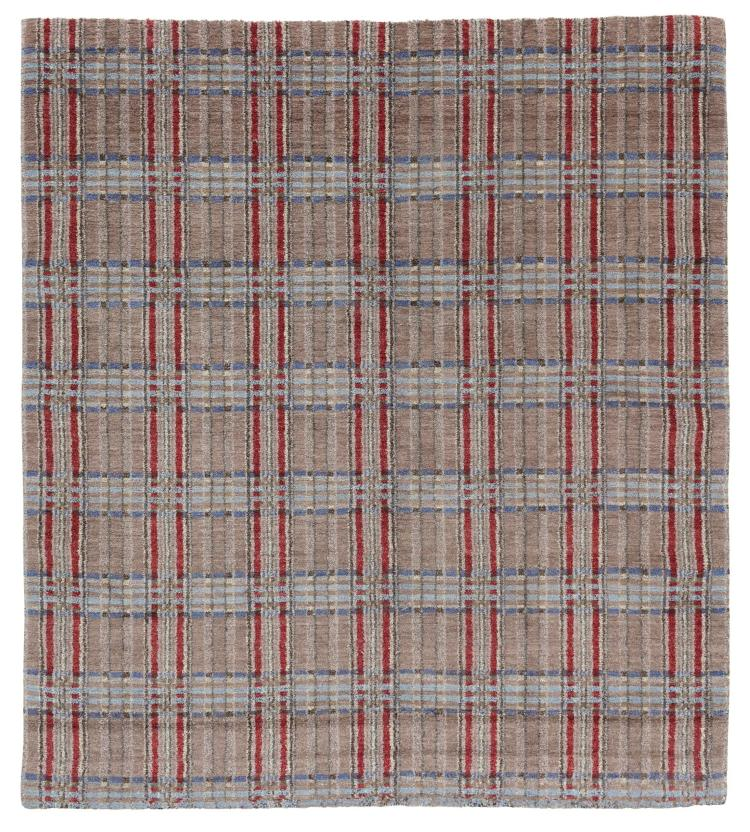 HUNTSMAN BESPOKE WOOL AND SILK TWEED RUG | Luke Irwin