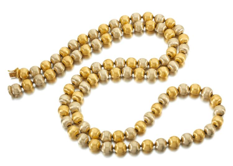 LONG CHAIN NECKLACE (LUNG COLLANA), MARIO BUCCELLATI, 1966